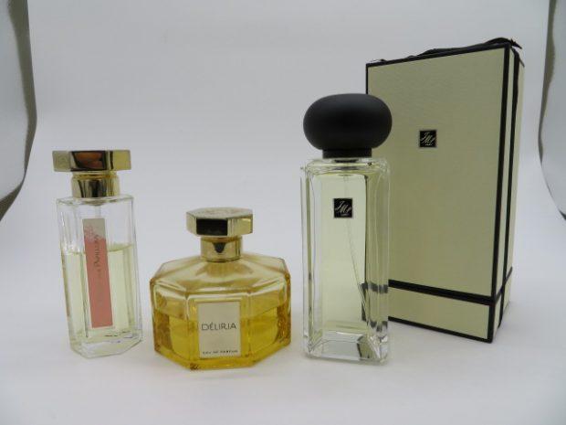Jo MALONE LONDON、ペンハリガン、ラルチザン等の香水