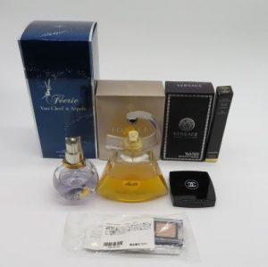 フェアリ ヴァン、シャネル、ゲランなどの香水とコスメ