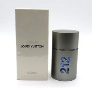ルイヴィトンとキャロライナの香水