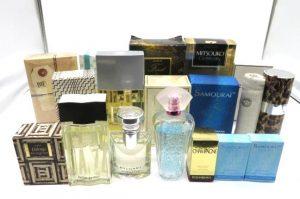 エルメス 、サムライ、シャネル、ゲランなどの香水