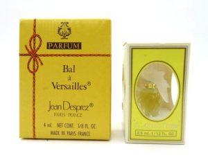 ジャンデプレ、nina ricciの香水
