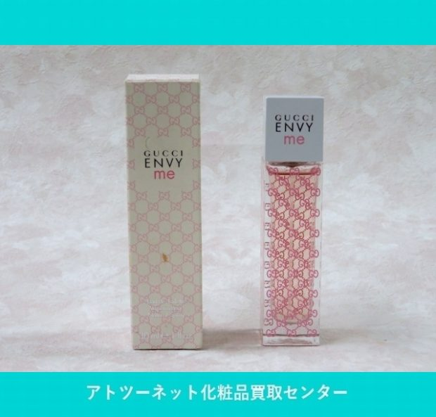 グッチ(GUCCI) エンヴィミー オーデトワレ 30ml ENVY me Eau de Toilette Vaporisateur Natural Spray 30ml USED