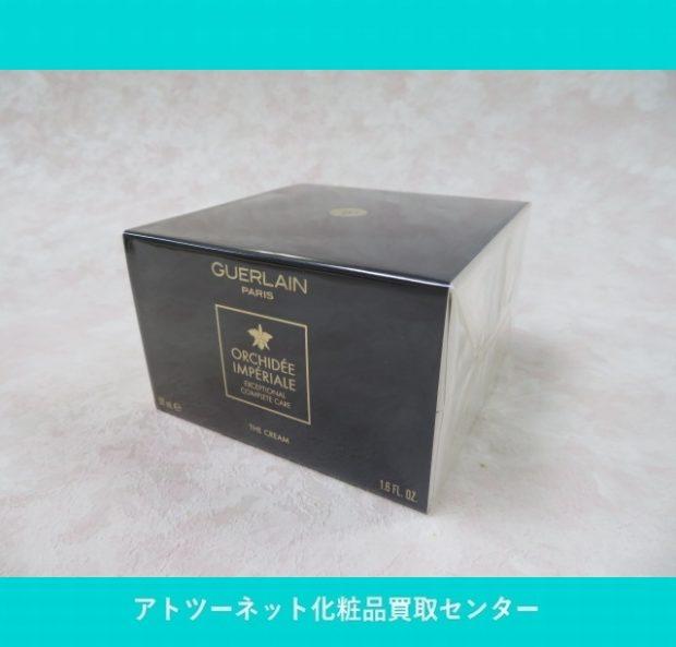 ゲラン(GUERLAIN) オーキデ アンペリアル ザ クリーム 50ml ORCHIDEE IMPERIALE EXCEPTIONAL COMPLETE CARE THE CREAM 50ml