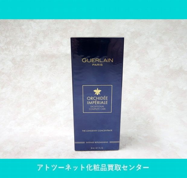 ゲラン(GUERLAIN) オーキデ アンペリアル ザ コンセントレート セロム 30ml ORCHIDEE IMPERIALE EXCEPTIONAL COMPLETE CARE THE LONGEVITY CONCENTRATE 30ml