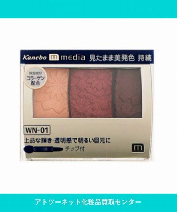 カネボウ化粧品(Kanebo) メディア グラデカラーアイシャドウ WN-01 MEDIA GRADATE COLOR EYESHADOW WN-01 3.5g