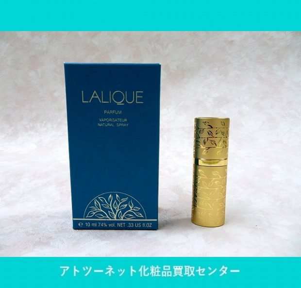 ラリック(LALIQUE) PARFUM VAPORISATEUR NATURAL SPRAY 10ml