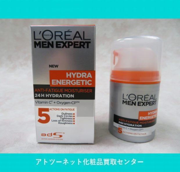 ロレアル(L`oreal) Men Expert Hydra Energetic ANTI FATIGUE MOISTURISER 24H HYDRATION 50ml