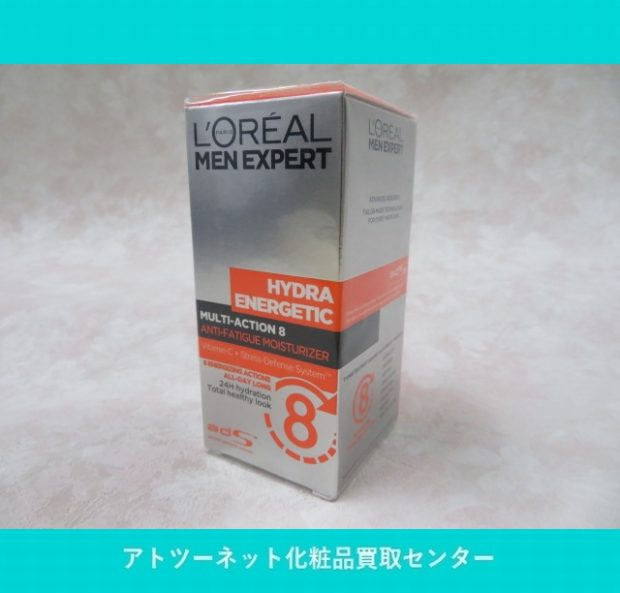 ロレアル(L`oreal) Men Expert Hydra Energetic Skin Reviving Moisturizing Gel 50ml
