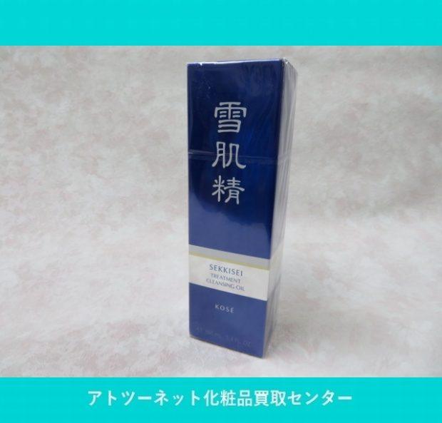 コーセー(KOSE) 雪肌精(SEKKISEI) トリートメント クレンジング オイル SEKKISEI TREATMENT CLEANSING OIL