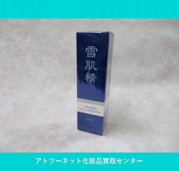 コーセー(KOSE) 雪肌精(SEKKISEI) ホワイトクリームウォッシュ WHITE WASHING FOAM