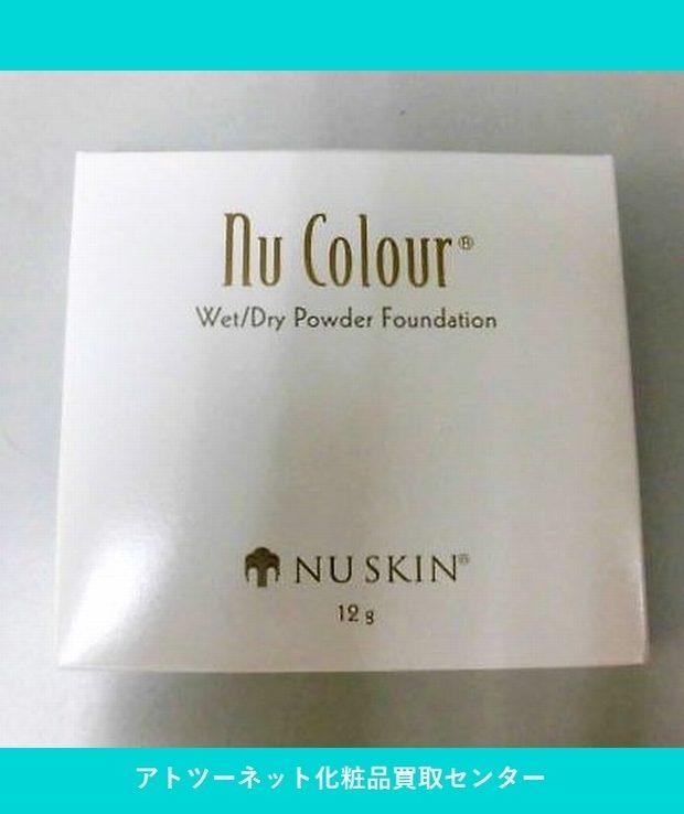 ニュースキン(nuskin) WDパウダーファンデーション wetdry powder foundation