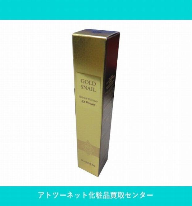 ザセム(theSAEM) ゴールドスネイルリンクルプランパー GOLD SNAIL Wrinkle Plumper